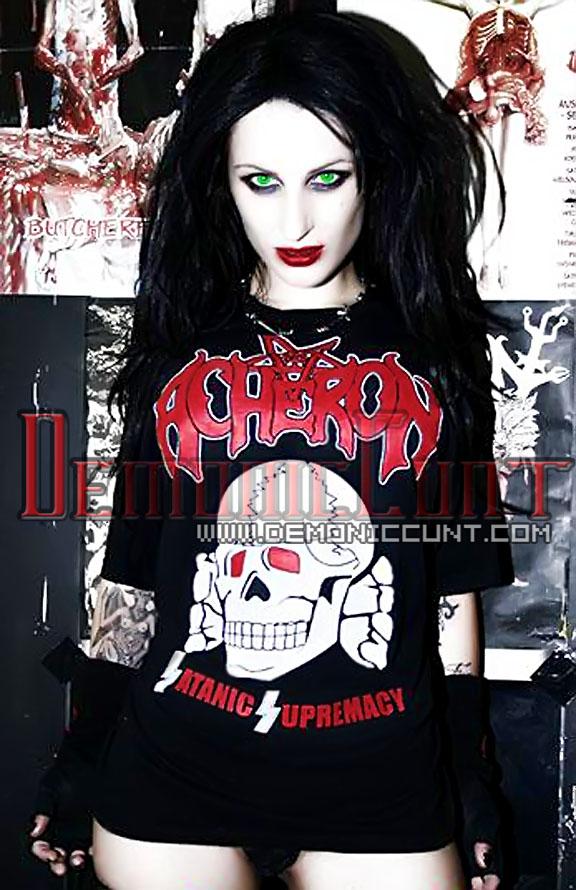 Demoniccunt Satanic Supremacy